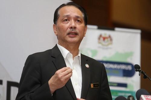 Cina GPS hentam Noor Hisham, MP Melayu kecut?