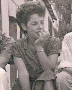 De izquierda a derecha: Emilio Sánz de Soto, Pepe Cárleton, Truman Capote, Jane y Paul Bowles, en Tánger a finales de los años cuarenta. - Archivo Pepe Cárleton