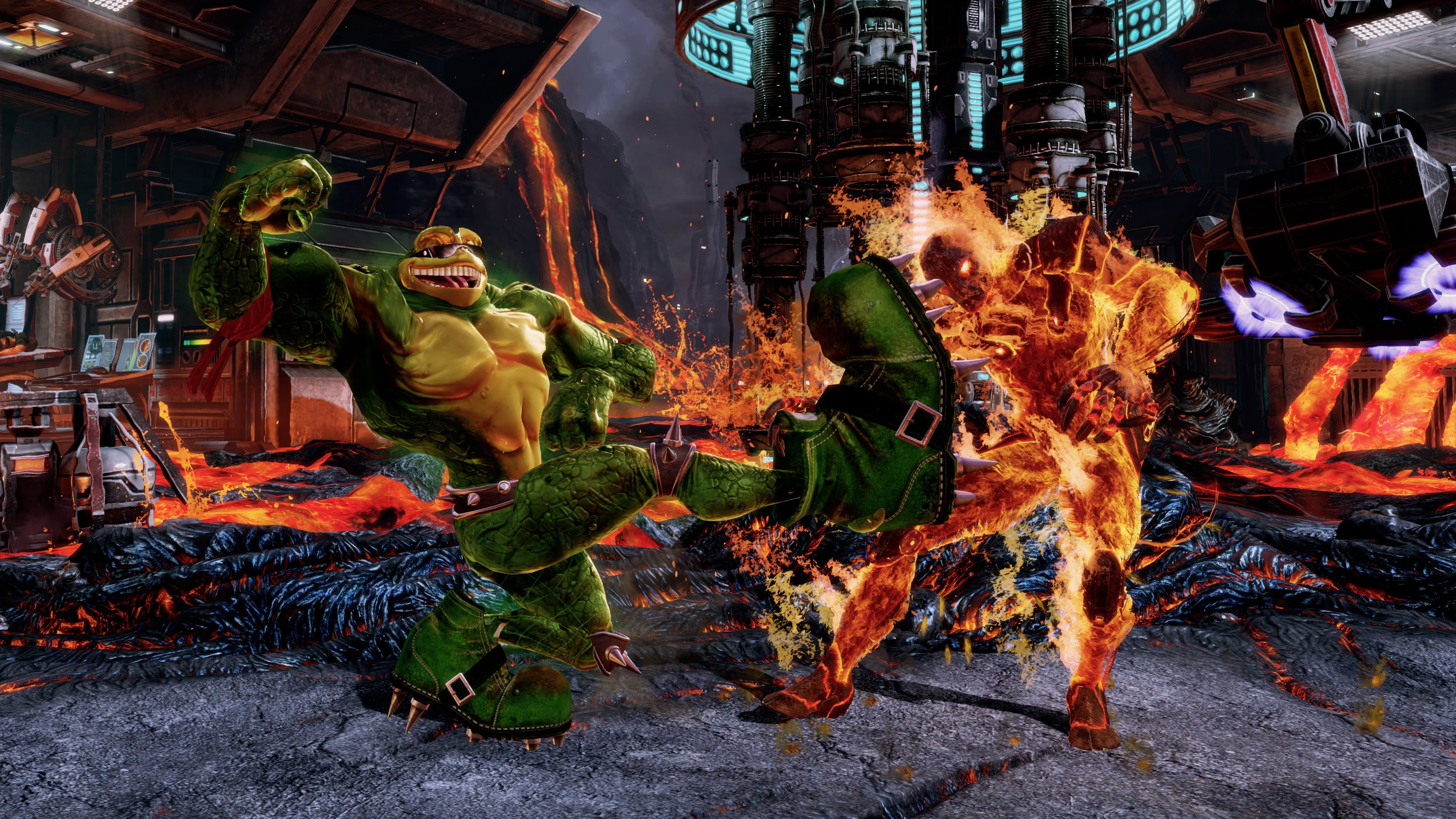 Killer Instinct might not be at EVO, but its competitive spirit lives on screenshot