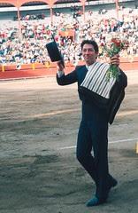 Vicente Barrera en Acho