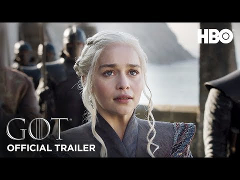 Game Of Thrones Season 7 Official Trailer| The Great War Is Here