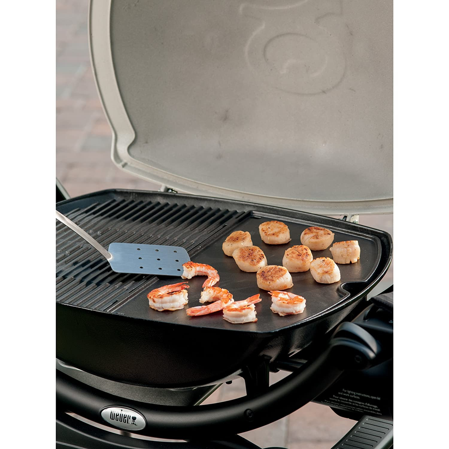 someone talk to me about Weber Q any Q Users out there [Archive