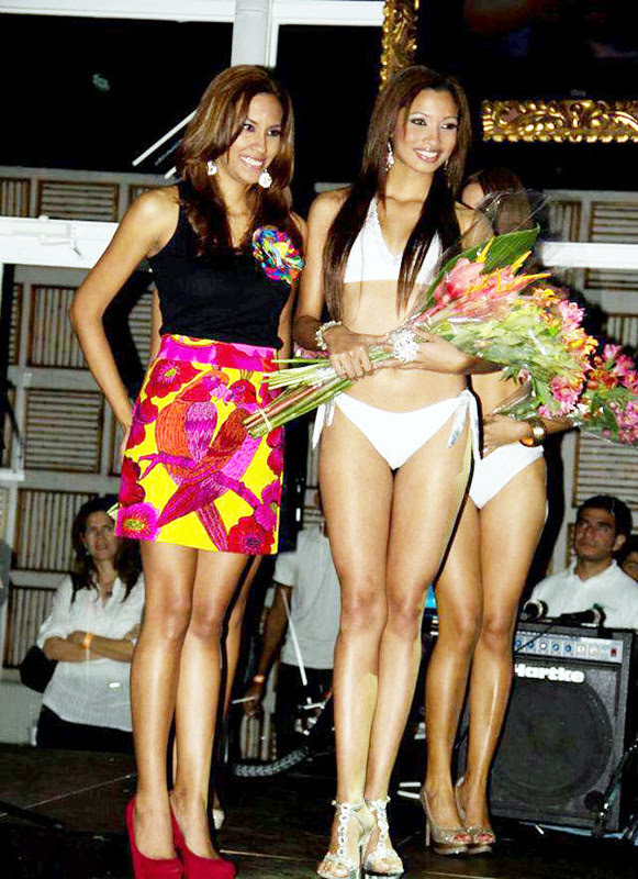 Miss Top Model Swimwear Contest