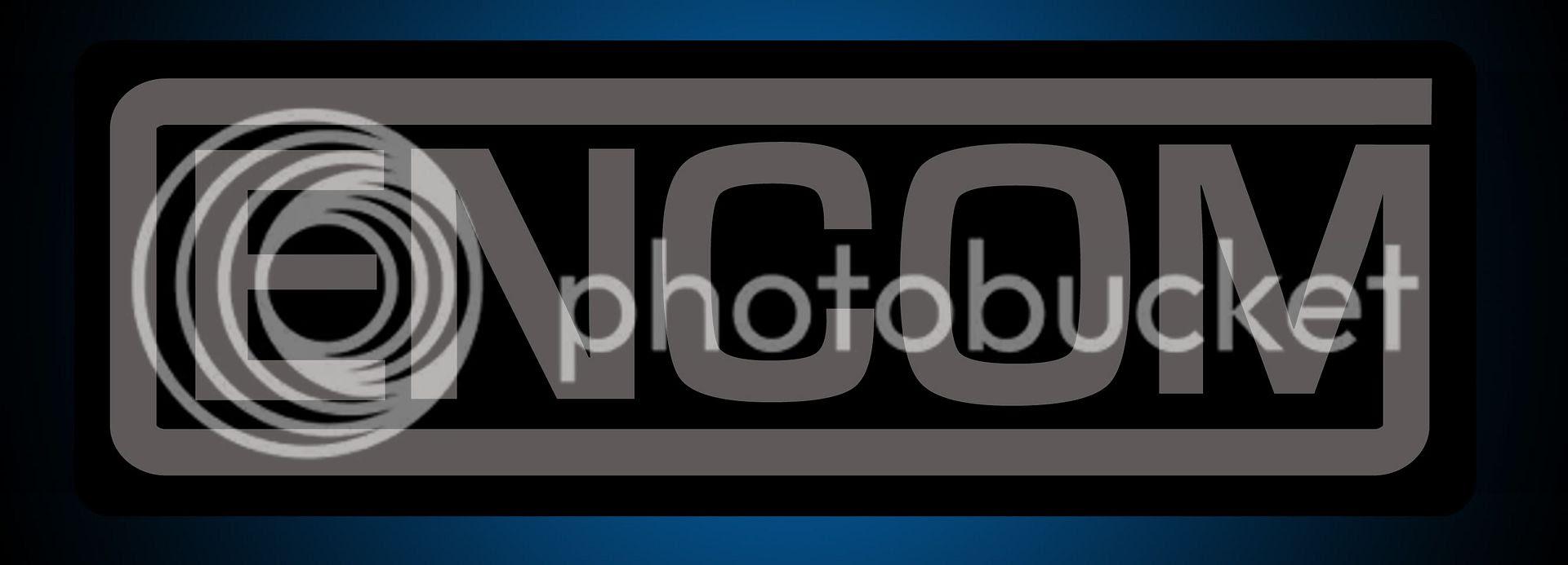tron encom company logo
