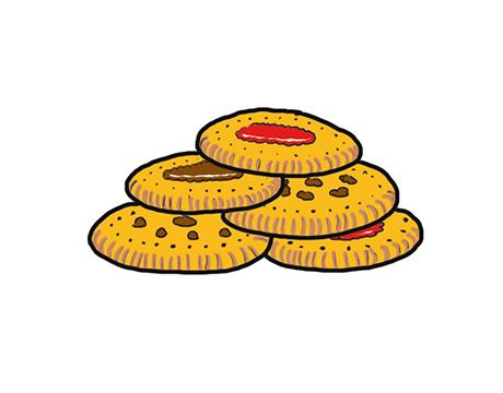 Resultado de imagen para galleta dibujo