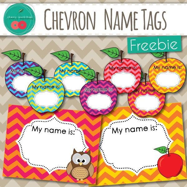 1000+ ideas about School Name Tags on Pinterest   Classroom name ...