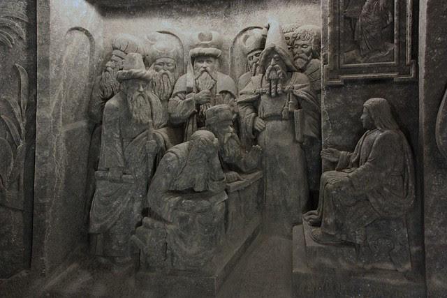Twelve-Year-Old Jesus Teaching in the Temple