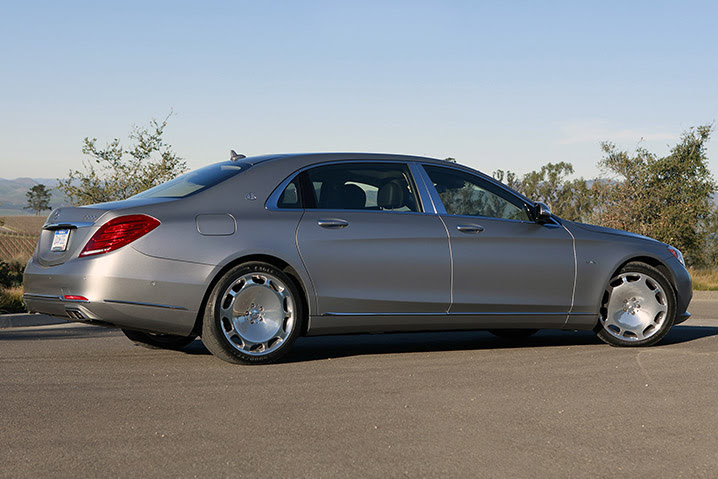 First Drive: 2016 Mercedes-Maybach S600 - Club Lexus Forums