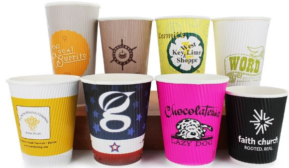 Our Favorite Custom Packaging Coffee Cup Edition