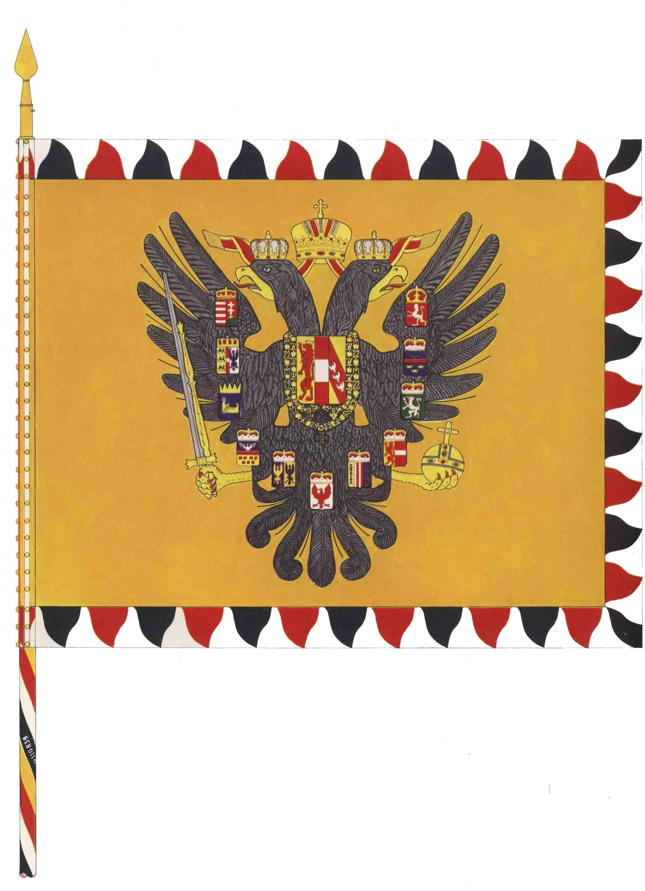 Habsburg Imperial Standard