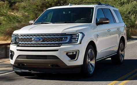 2020 Ford Expedition El Real Pictures