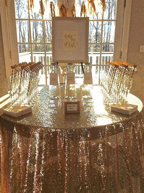 Gold & champagne Birthday Party Ideas   Champagne birthday