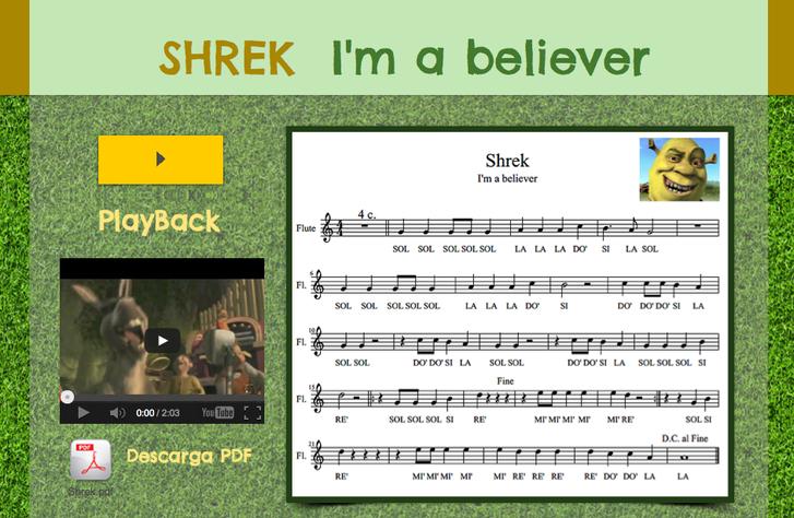 http://mariajesusmusica.wix.com/believer