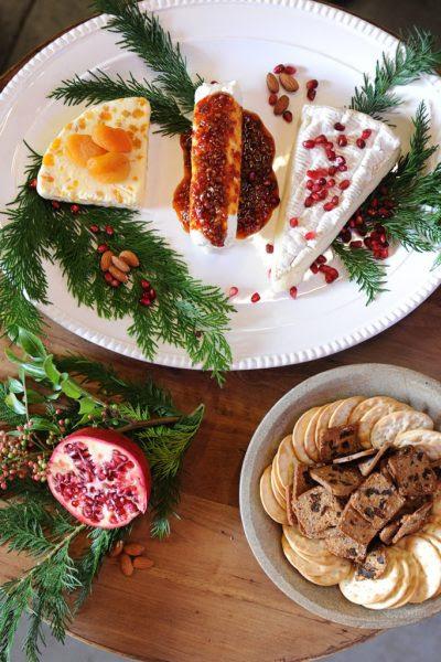 Pink Peppermint Design DIY Entertaining Appetizer Plate Ideas