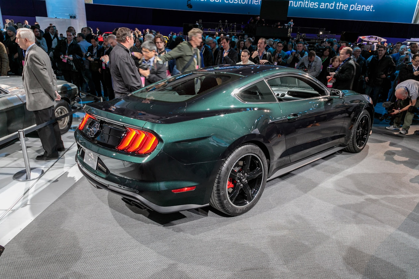 2019 Ford Mustang Bullitt First Look: Famed Car Returns ...