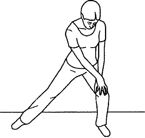 Image result for stretch for inside of thigh