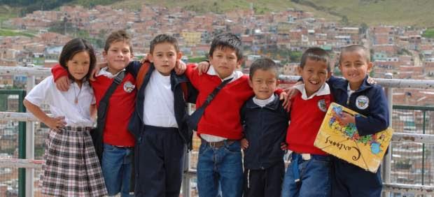 El programa 'Proniño' en Bogotá