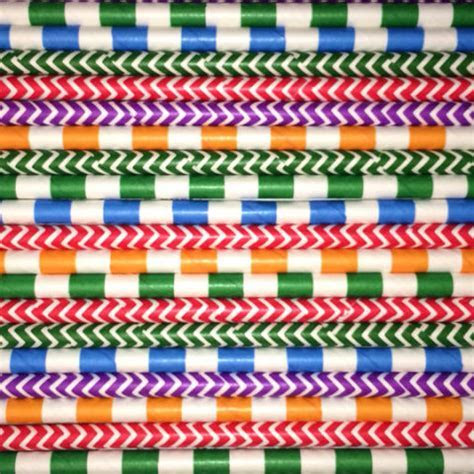 Ninja Turtles Paper Straw Mix