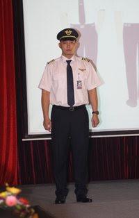 bán đồng phục phi công