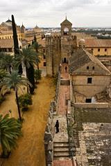 Castle of the Christian Monarchs, Córdoba, Spain