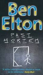 Book cover - Ben Elton: Past Mortem