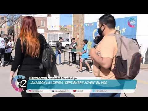 """El Municipio lanzó """"Septiembre Joven""""; una propuesta cultural en los barrios"""