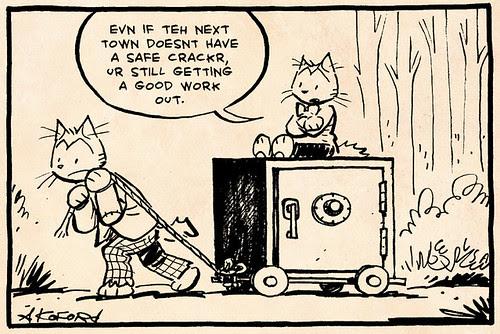 Laugh-Out-Loud Cats #1919 by Ape Lad