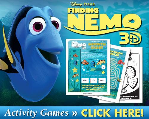 Download Activity Games!