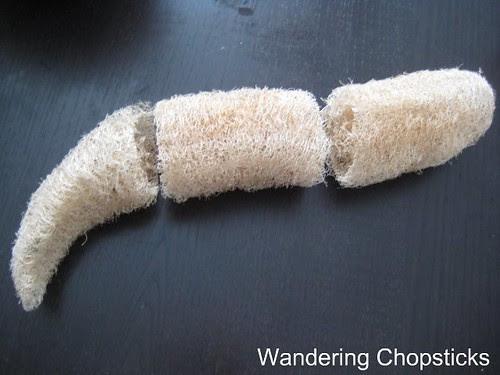 How to Make a Loofah Sponge 12