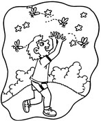 Horse Fly coloring page | Free Printable Coloring Pages