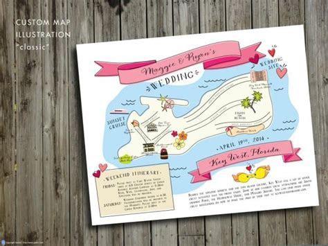 Custom Wedding Map, JPress Designs, Wedding, Travel, Guest