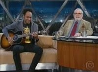[Vídeo] Em entrevista a Jô Soares, Thalles Roberto contou histórias de sua vida e carreira como cantor; Assista