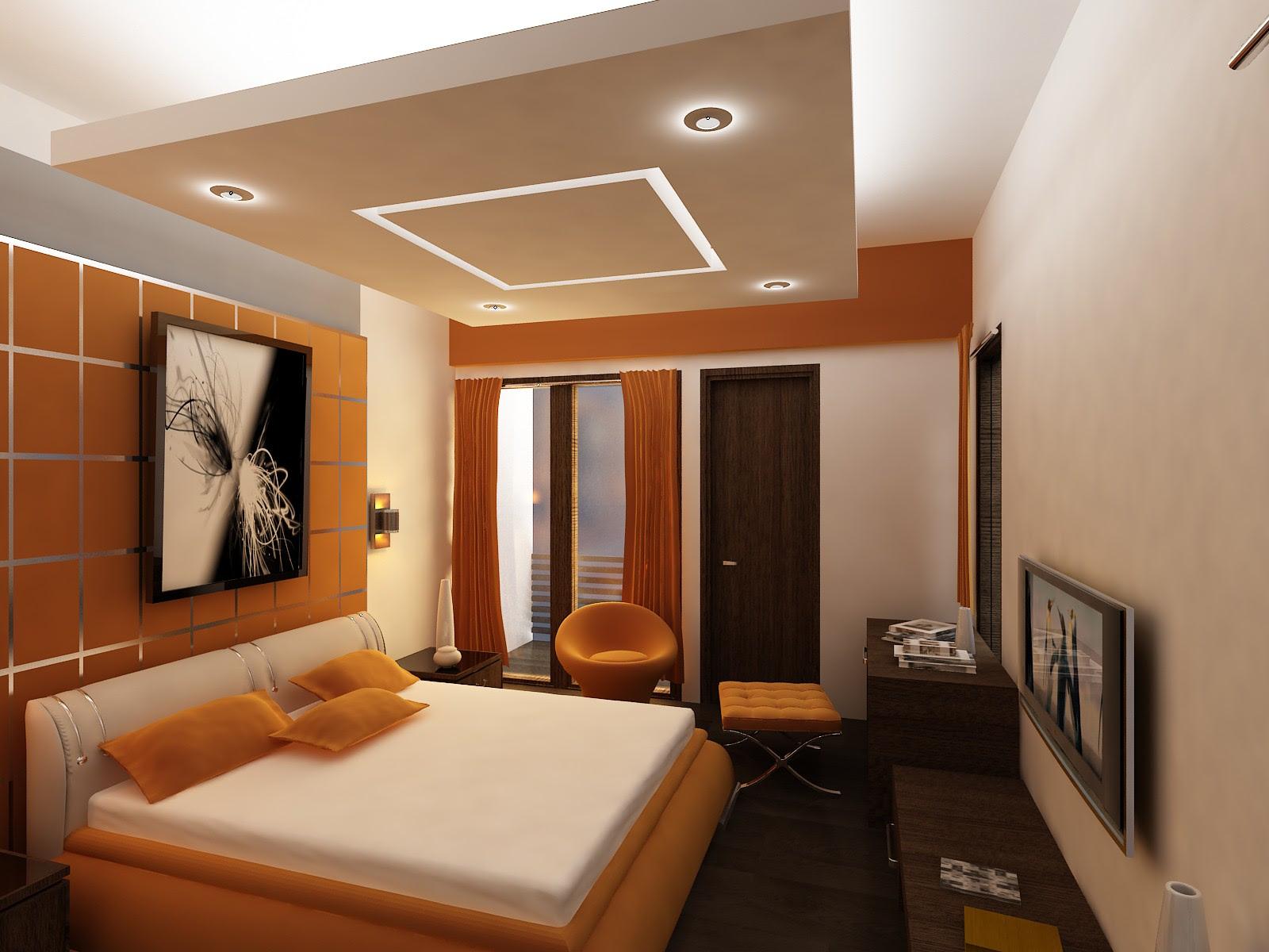 Contoh Plafon Kamar Tidur - Desain plafon kamar tidur