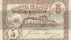 5 centavos do Hospital de São José, de Arcos de Valdevez - Image hosted by Photobucket.com