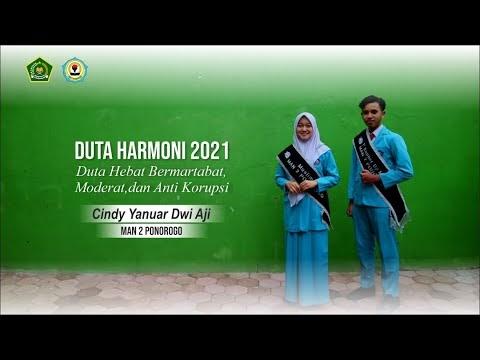 Duta Harmoni - | MAN 2 Ponorogo - Cindy Yanuar Dwi Aji