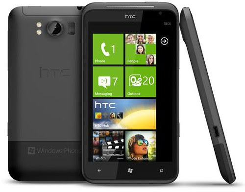 HTC TITAN- Windows Phone 7.5