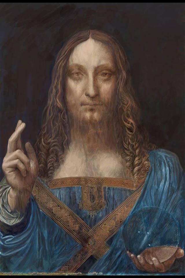 Dünyanın en pahalı tablosu olan Salvador Mundi tablosu kime aittir?