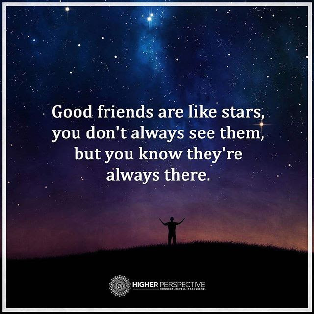 Good Friends Are Like Stars Pictures Photos And Images For