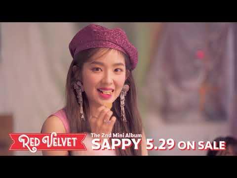 Red Velvet - Sappy - Mini Album