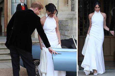 Meghan Markle?s Royal Wedding dress is Stella McCartney