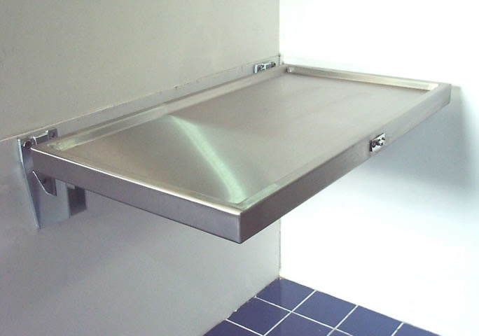 Stainless Design Services Ltd Baby Changing Tables