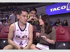 Meet the TV courtside reporter who is a source of