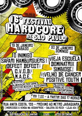 Festival Hardcore de São Paulo