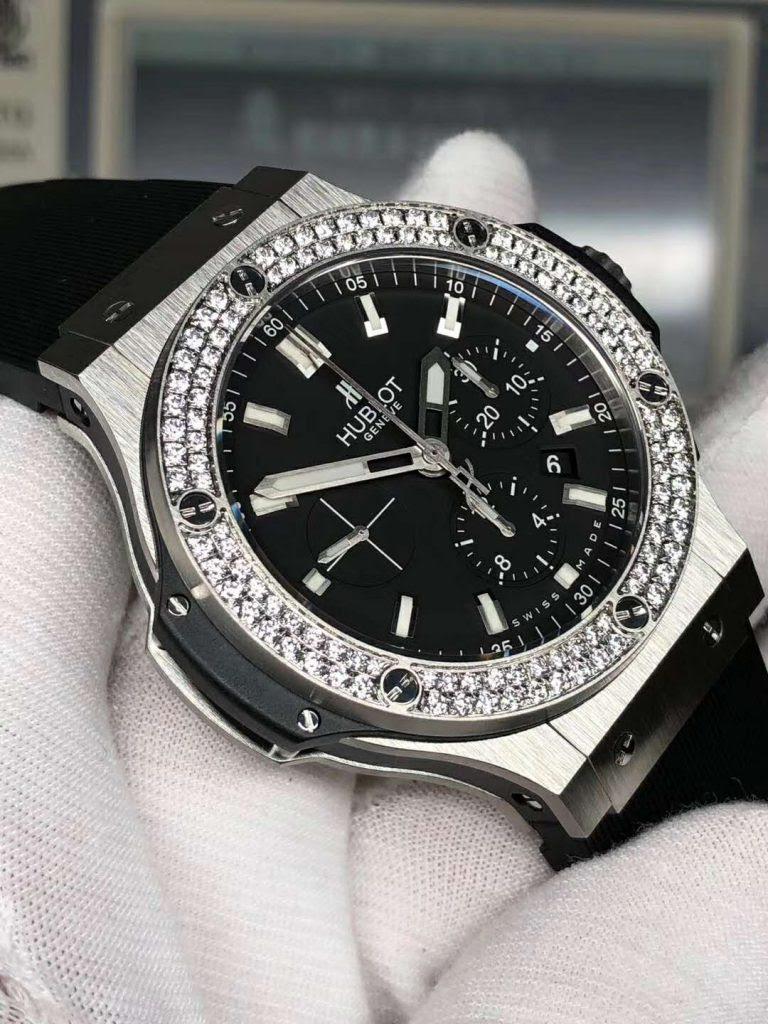 Hublot Diamond Watch
