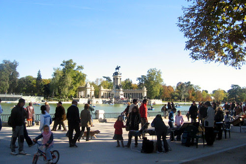 Parque del Bueno Retiro