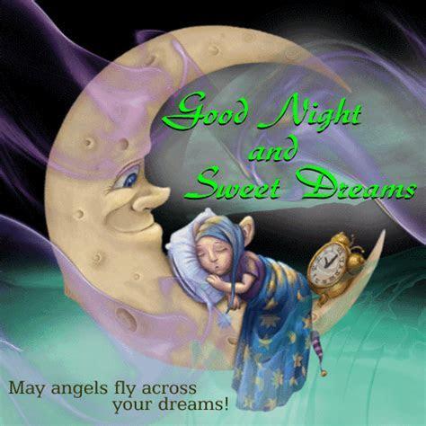 A Good Night, Sweet Dreams Ecard. Free Good Night eCards