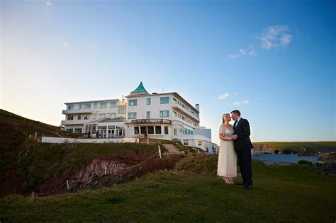 Burgh Island Weddings   Recommended and Preferred Photographer