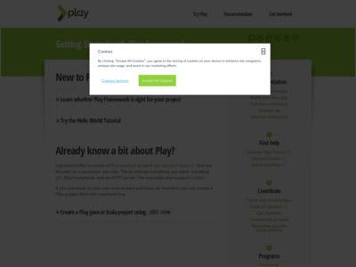 http://www.playframework.com/download