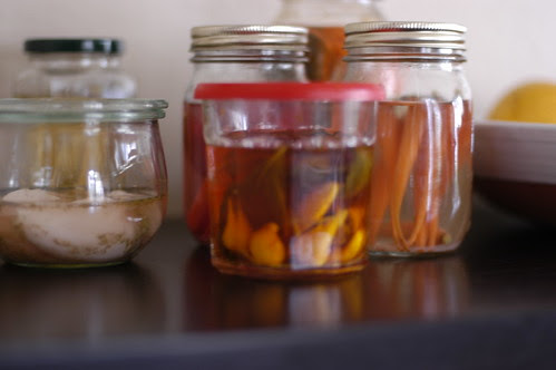 pickled things
