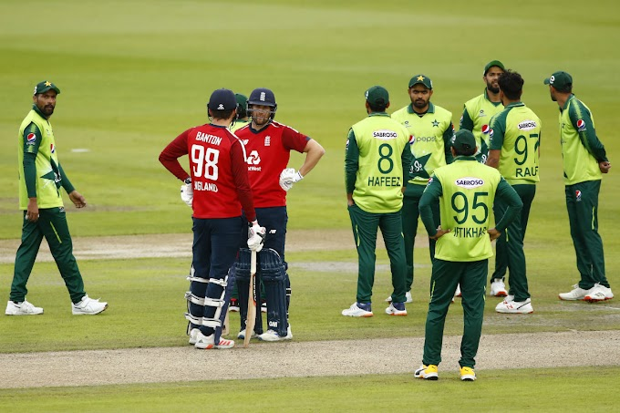 England vs Pakistan, 2nd T20I: When and Where to Watch Live Coverage of Eng vs Pak Match at Old Trafford, Manchester